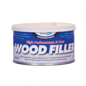 2 Part Wood Filler
