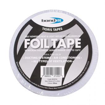 Aluminium Foil Tape 50mm