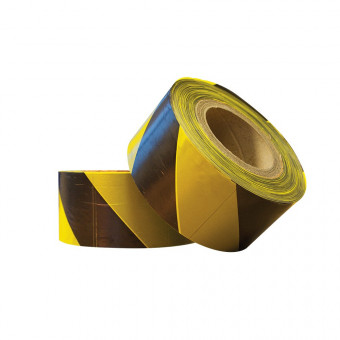 Barrier Tape yellow and black