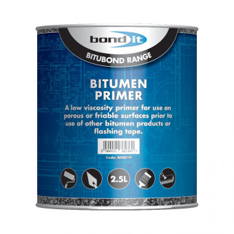 Bitumen Primer 2.5L