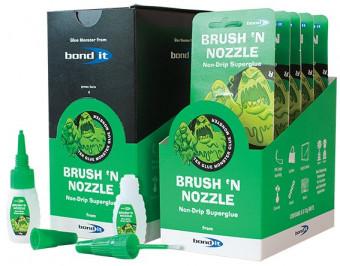 Brush 'N' Nozzle