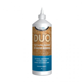 Duo 2 In 1 Wood Adhesive 1L