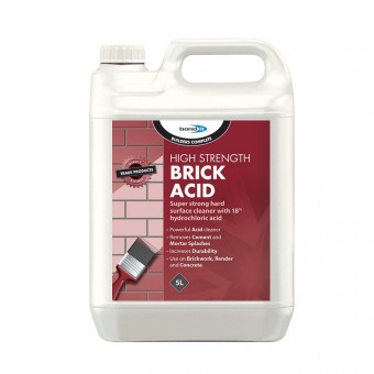 High Strength Brick Acid