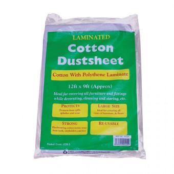 Laminated Dust Sheet