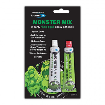 Monster Mix Epoxy Glue