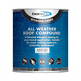 All Weather Roofing Compound 2.5L