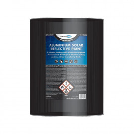Aluminium Solar Reflective Paint 25L