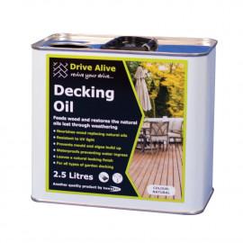 Decking Oil 2.5L