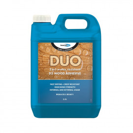 Duo 2 in 1 Wood Adhesive 2.5L