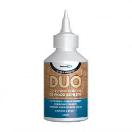 Duo 2 in 1 Wood Adhesive 125ml