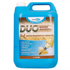 Duo 2 in 1 Wood Glue 5L