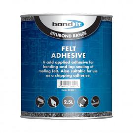 Felt Adhesive 2.5L