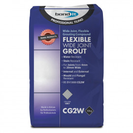 Flexible Wide Joint Grout_Grey
