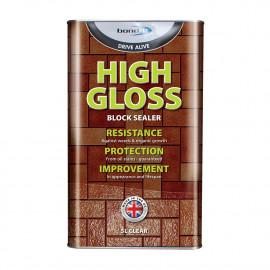 High gloss Block Sealer