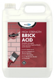 High Strength Brick Acid