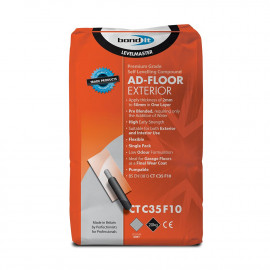 Levelmaster ad floor exterior one part fast setting - Exterior floor levelling compound ...