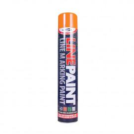 Line Marker Paint Orange