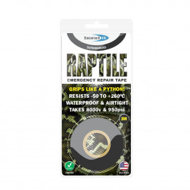 Raptile Tape Black