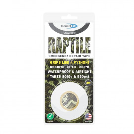 Raptile Tape White