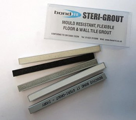 Steri-Grout Wall & Floor Tile Grout