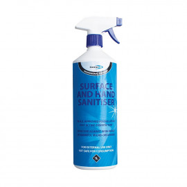 Surface & Hand Sanitiser