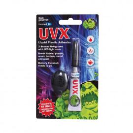 UVX Liquid Plastic Adhesive