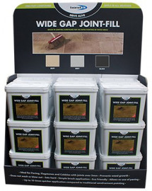 Joint-Fill Display Wrap