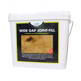 Wide Gap Joint Fill