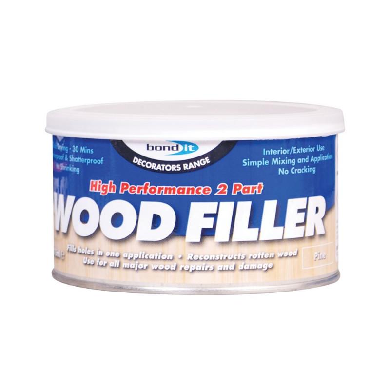 2 Part Wood Filler A Tough Durable Two Part Wood Filler