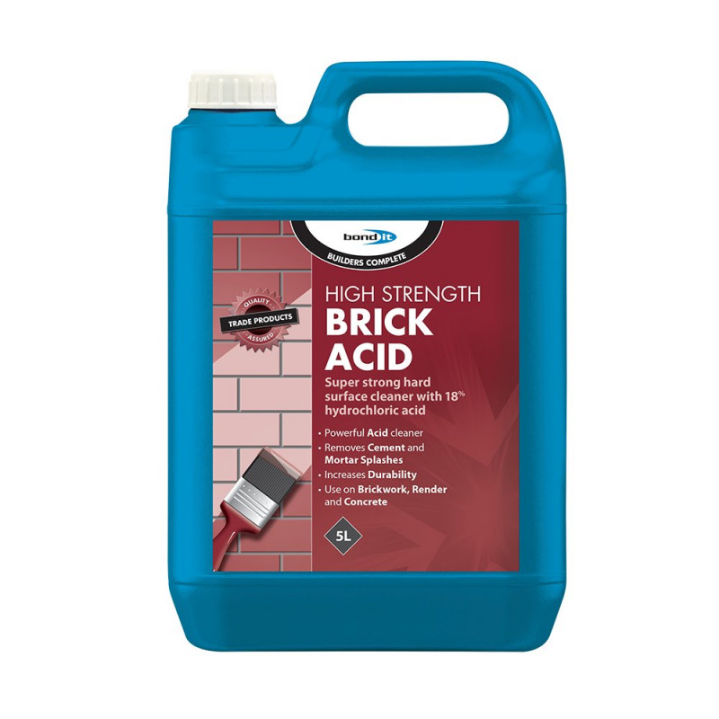 High Strength Brick Acid A Super Strength 18