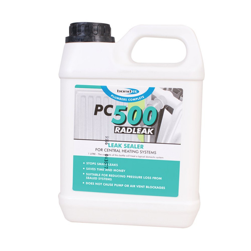 PC500 Radleak An effective leak sealer for sealing inaccessible ...
