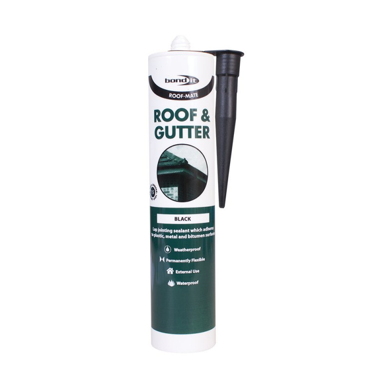 Roof-Mate Roof and Gutter Sealant